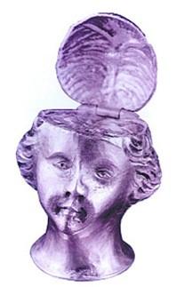 cabeza abierta