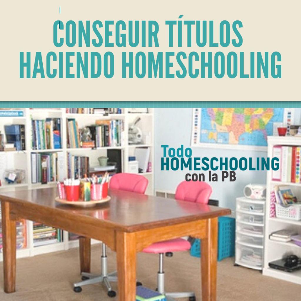 Te explicamos los métodos más habituales para conseguir un título académico oficial siendo homeschooler